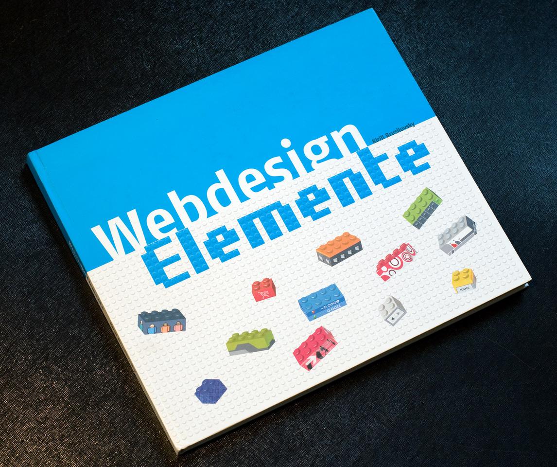 Webdesign Elemente Cover